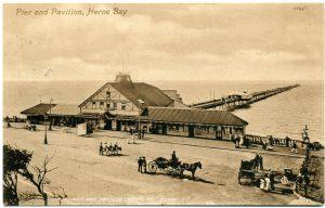 3rd Herne Bay Pier 1899-1908
