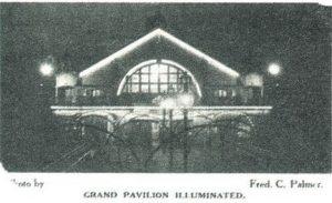 The Grand Pier Pavilion, Herne Bay