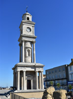 Clock Tower Herne Bay