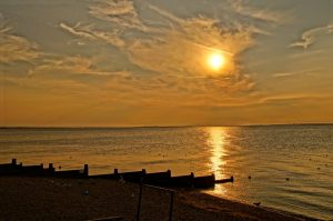 Whitstable sunset